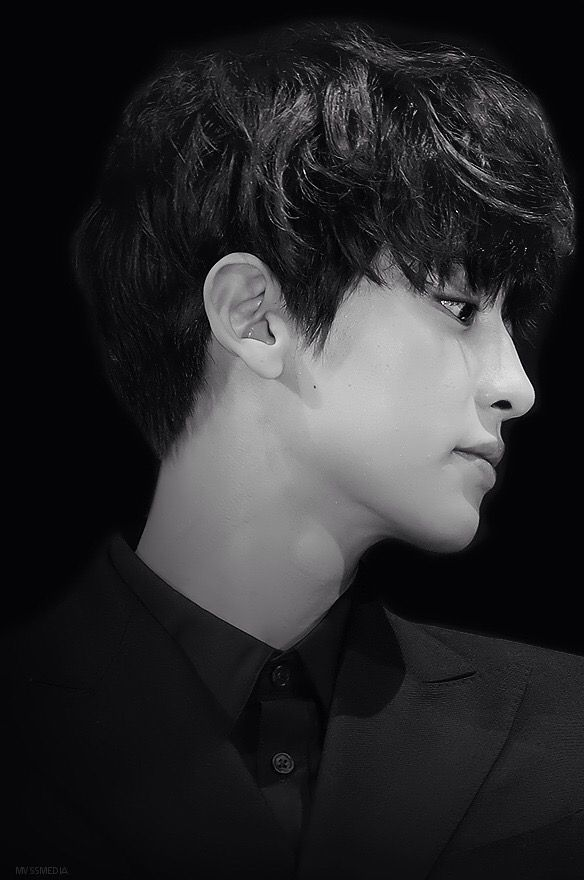 Chanyeol .Love. Cre: the owner/ as logo