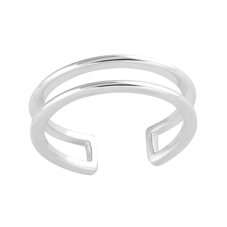 Double Band Ring - Midsummer Star
