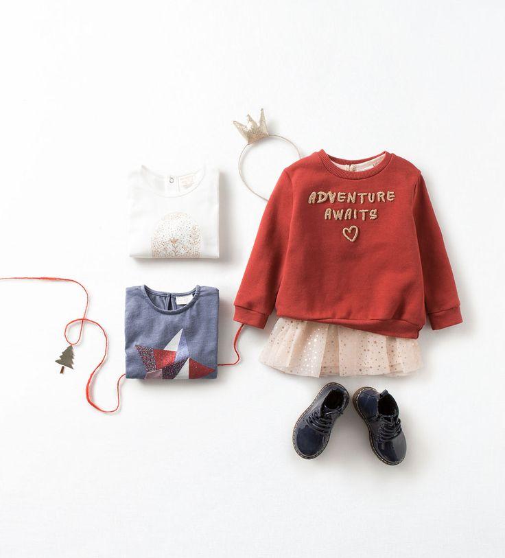 -Shop by Look-Baby meisje (3 maanden - 3 jaar)-KINDEREN   ZARA België