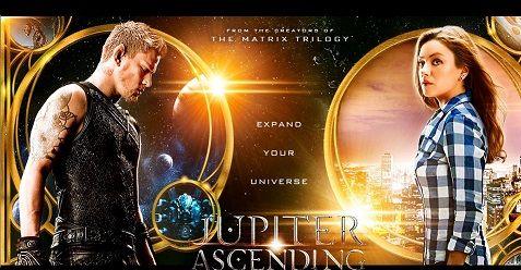 Jupiter Ascending Hindi Dubbed Full Movie Watch Online Streaming
