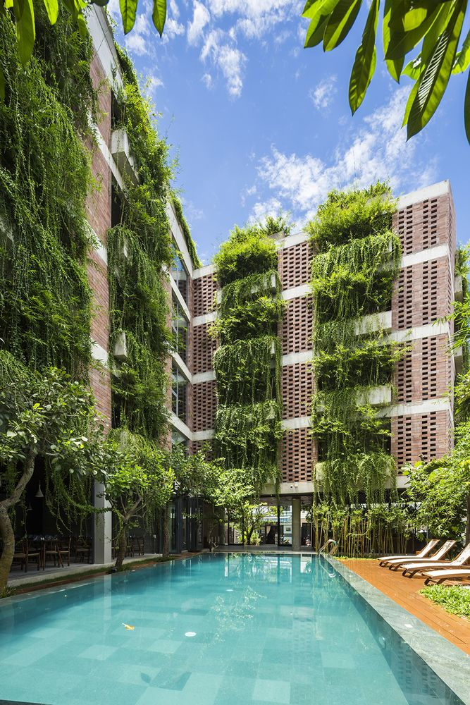 Gallery of Atlas Hotel Hoian / Vo Trong Nghia Architects - 9