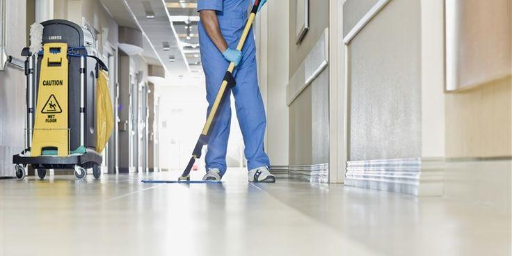 Hospital housekeeperjanitorcustodian 13 to 20 per