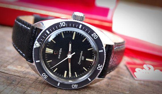 Omega Seamaster 120 Divers Vintage Gents by DISTINCTIVEPURVEYOR