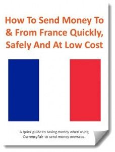 Send money to and from France