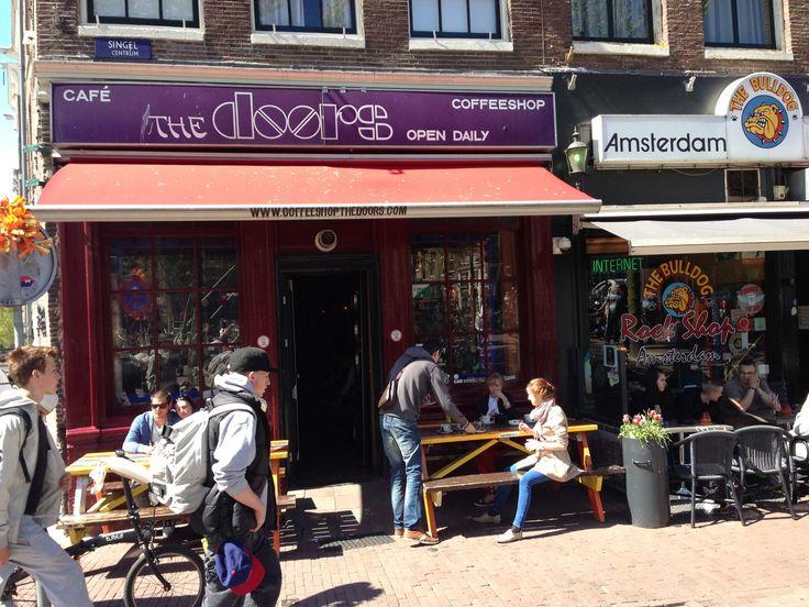 The Doors in Amsterdam, Noord-Holland