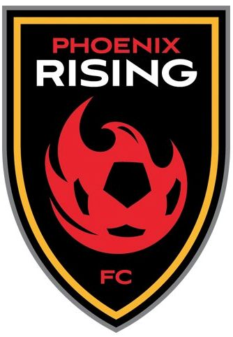id:A53805790AA7479B91B491BF2A798925564854A9 | Phoenix Rising FC Primary Logo - USL Professional Division (USL Pro ...