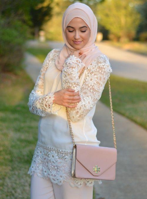 atasan baju muslim rajut-2