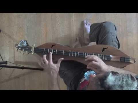 """▶ Dulcimerica 276 - """"Capo Trickery"""" - Mountain Dulcimer - YouTube"""