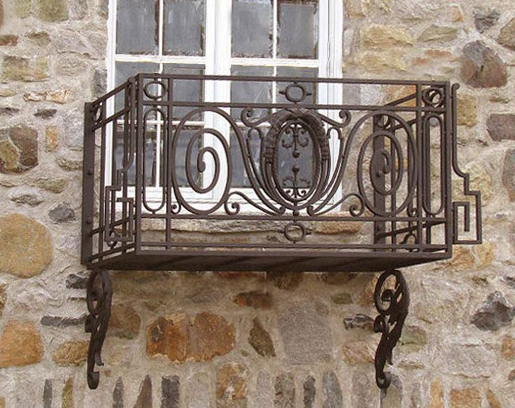 Top 25 ideas about french renaissance architecture on for French balcony railing