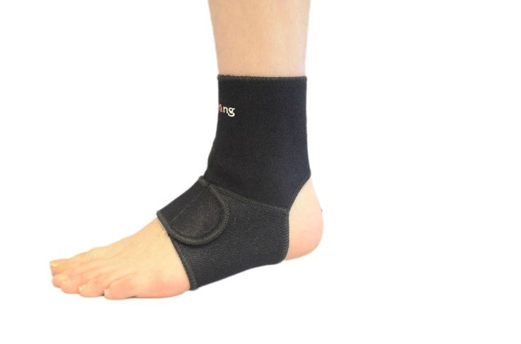 Adjustable Ankle Strap Wrap Neoprene Compression Support Brace Price £3.99