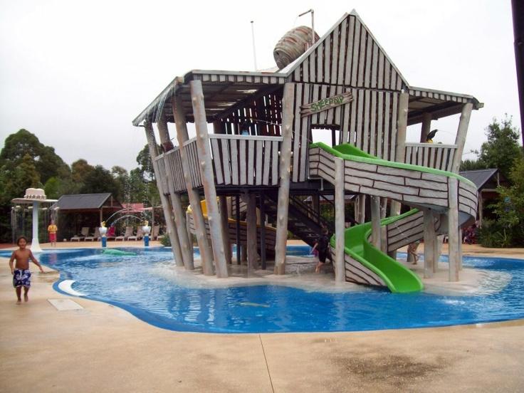 Jamberoo Action Park - Billabong Beach