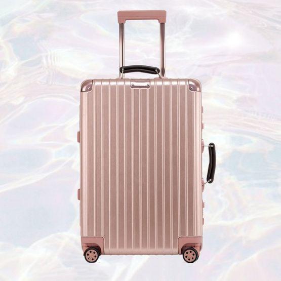 Cove Luggage กระเป๋าเดินทางล้อลาก New Titanium Series 24