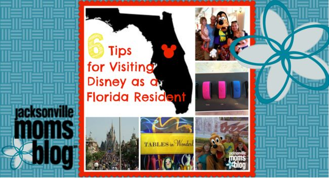 As Florida residents we have lots of perks that make Disney more enjoyable (and affordable)! Here are six tips for taking on Disney as a Florida resident.