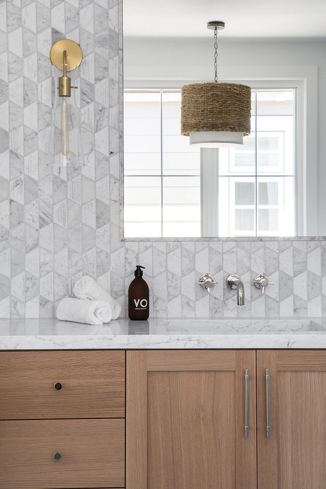 Carrara Hexagon Half Polished Half Textured Tile Backsplash Tile Carrara Hexagon Half Polished Textured Tile Backsplash Kitchen Shelf Decor Bathroom Cabinetry
