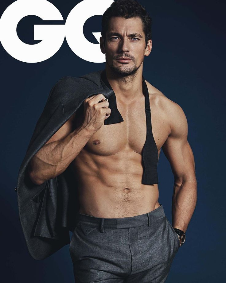 David Gandy para GQ Australia Diciembre 2015 - Male Fashion Trends