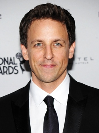Comedian and SNL star Seth Meyers performs at Polk Theater on March 30. Get your tickets Friday, Feb. 15! http://www.nowplayingnashville.com/page/TicketsOnSale656