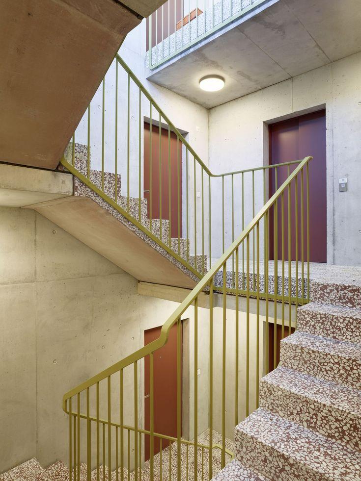 Esch Sintzel . Apartment Buildings Schönberg Ost . Berne (6)