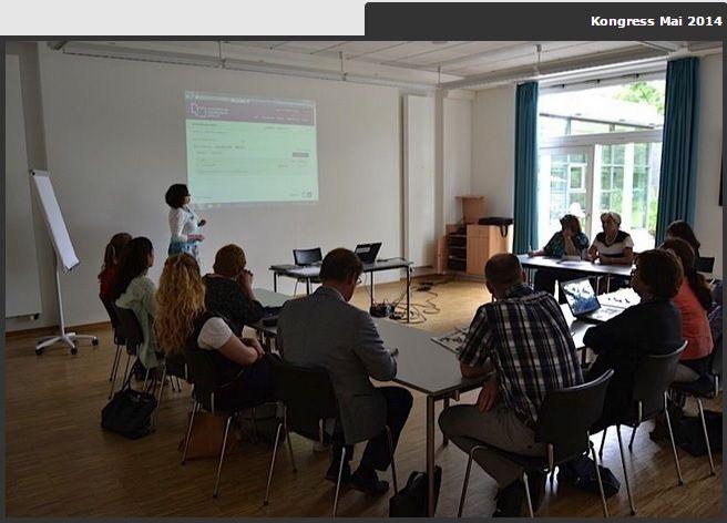 Congres Lernen vom Nachbarn Workshop Wikiwijs maken en Deutsche Welle – Ankie Cuijpers