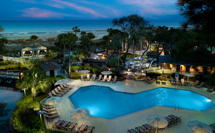 Omni Hilton Head Oceanfront Resort | Luxury Hilton Head Beach Hotel
