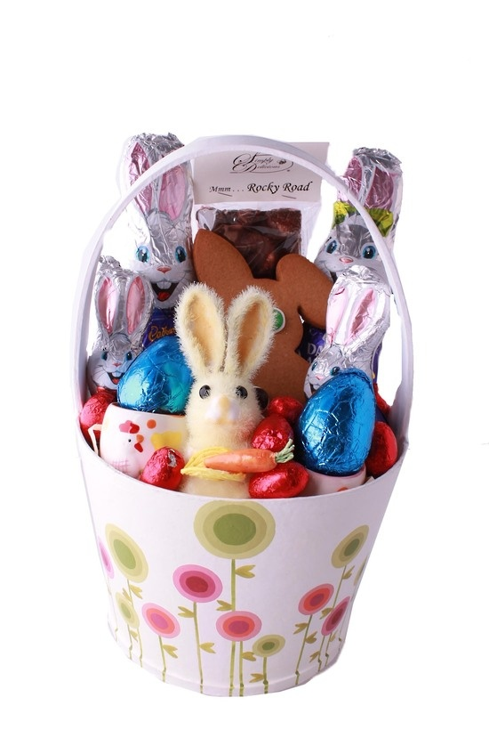 12 best easter images on pinterest treats easter gift baskets bunny meadows easter gift basket a great gift basket paked full of easter goodies and delivered anywhere in nz negle Gallery