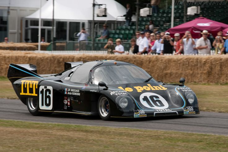 Rondeau M379 Cosworth (Chassis M379-003 - 2009 Goodwood Festival of Speed) High Resolution Image
