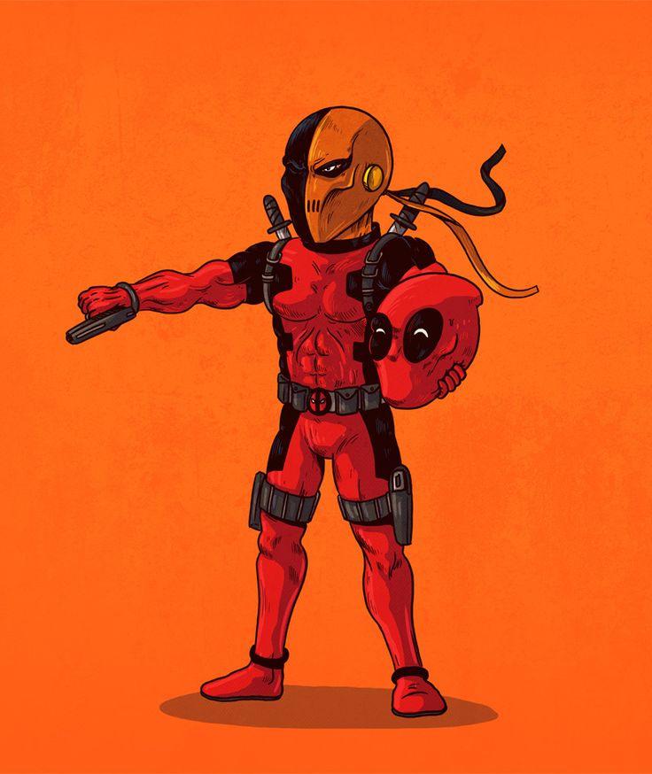 Deadpool / Deathstroke