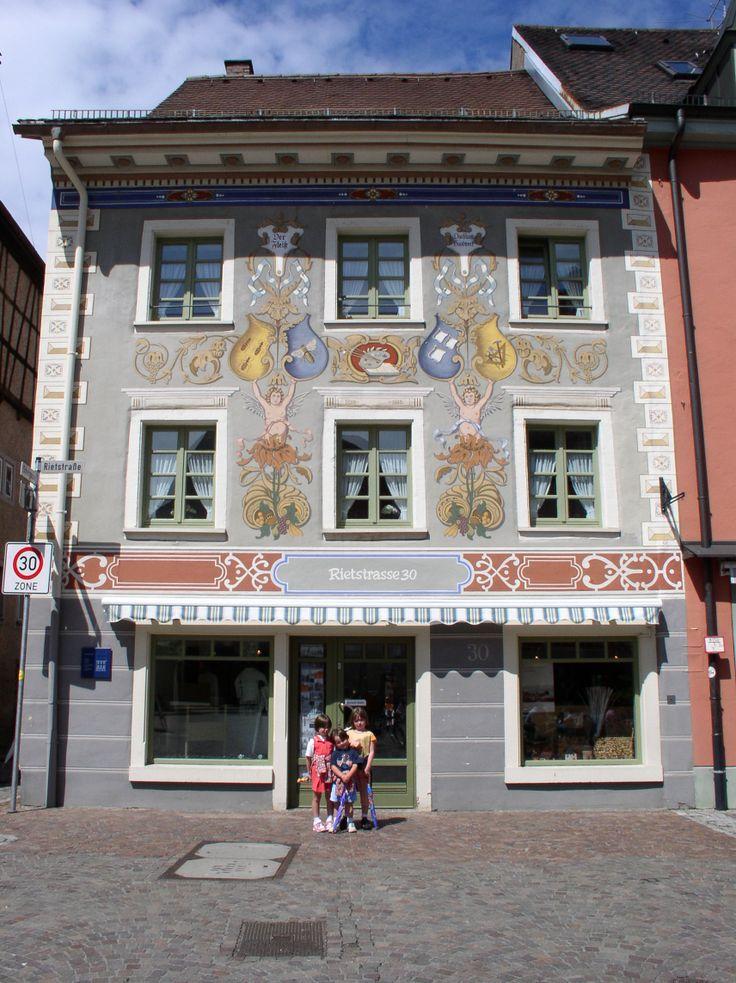 Rietstrasse 30 Villingen-Schwenningen Duitsland augustus 2006