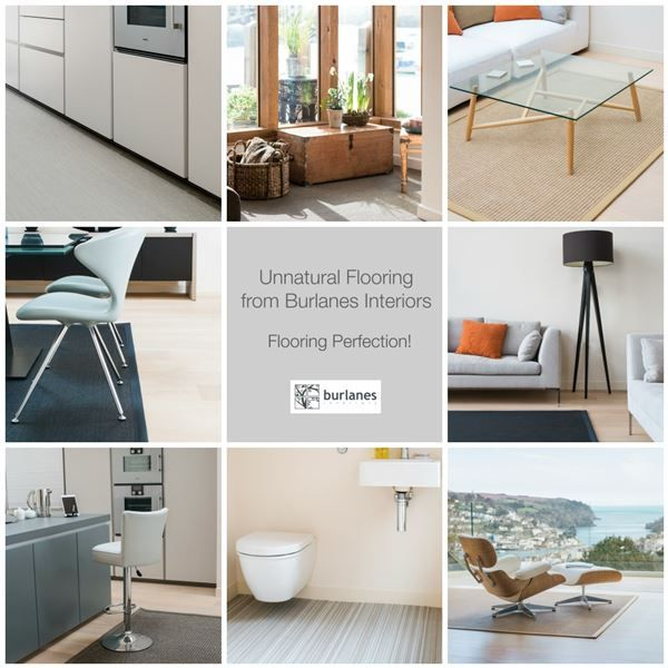 Product Perfection from Burlanes- Unnatural Flooring