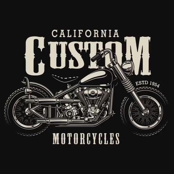 Motorcycle Bundle Motorcycles Logo Design Vintage Motorcycle