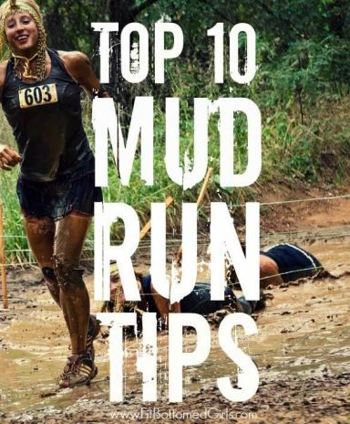 Here are Jenn's top 10 mud run tips—the stuff you wouldn't know to bring or do, the secrets you need to know before doing a mud run.   Fit Bottomed Girls