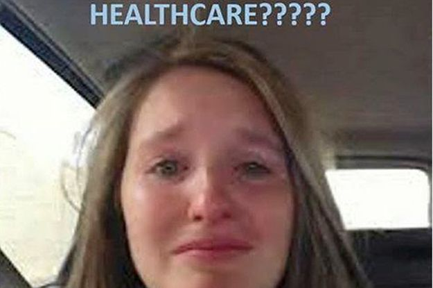 A Blogger Discovered The Selfie She Took At The Hair Salon Was Turned Into A Viral Anti-Obamacare Meme Ryan Broderick  March 28, 2014