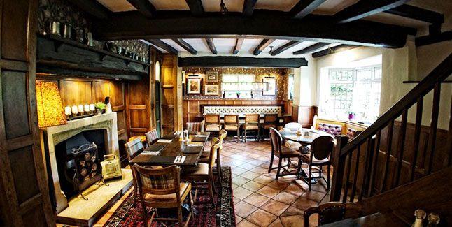 The Pheasant Inn | Eat