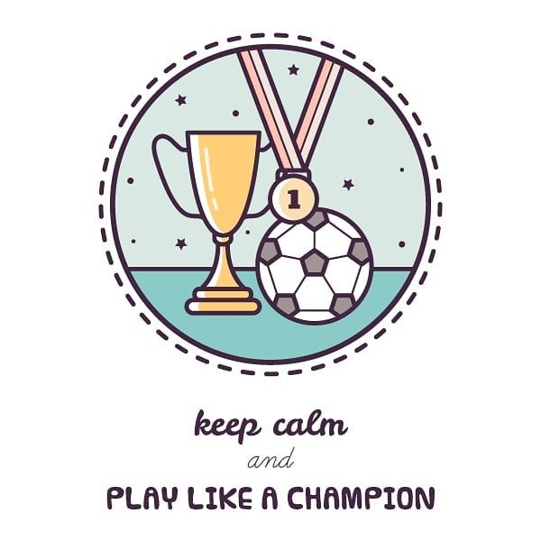 Day 156/365 #drawing #draweveryday #illustration #illustrator #vector #art #digitalart #ball #lineart #football #sport #goblet #keepcalm #champion #365daysofdrawing #365days #365днейрисования #365дней #рисунок #творчество #футбол #stocktheme_february