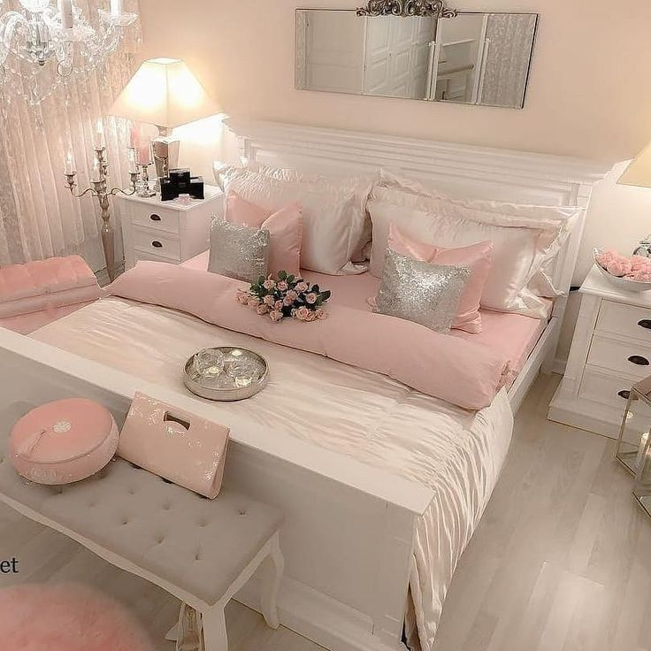 37 girly and pinky bedroom ideas decorating for you copy 27