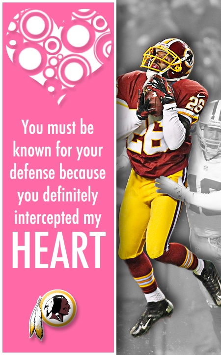 You must be known for your defense because you definitely intercepted my heart.