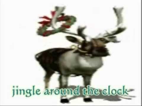 Jingle Bell Rock - Randy Travis ( Anime )