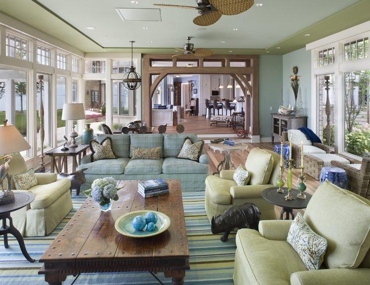 Traditional Family Room Design 596 best living/family room & reading nooks images on pinterest
