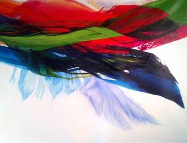 "Saatchi Art Artist Bette Ridgeway; Painting, ""Au Revoir Mon Ami"" #art"