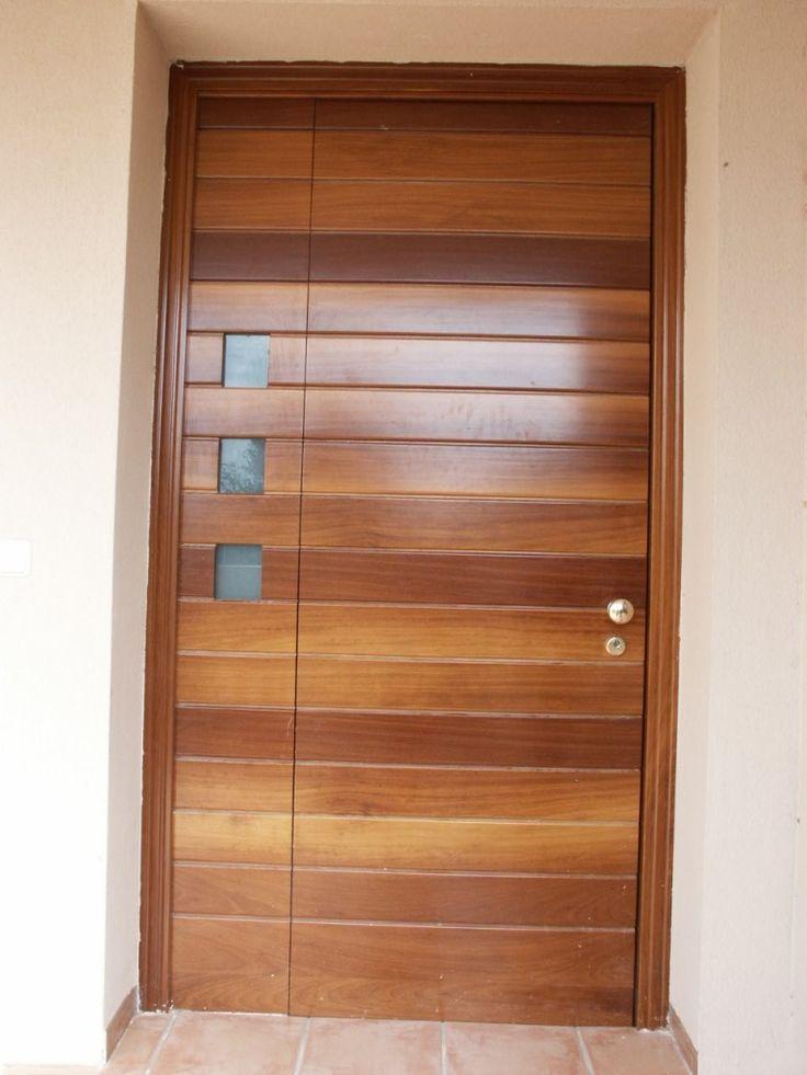 16 best puertas de seguridad images on pinterest for Puertas blindadas