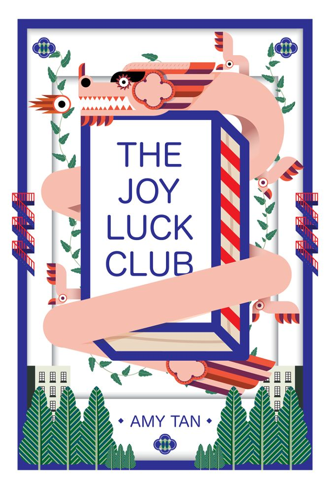 The Joy Luck Club (Redesign) - Hello I am JK