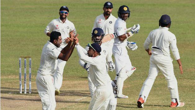 Ravichandran Ashwin, Amit Mishra star in India's 278-run victory over Sri Lanka in 2nd Test #RavichandranAshwin  #SriLanka