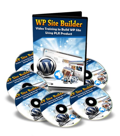Building your own website is a great way to make money online  WP Site Builder -$2.99