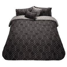 Living & Co Comforter Set Dusky Geo