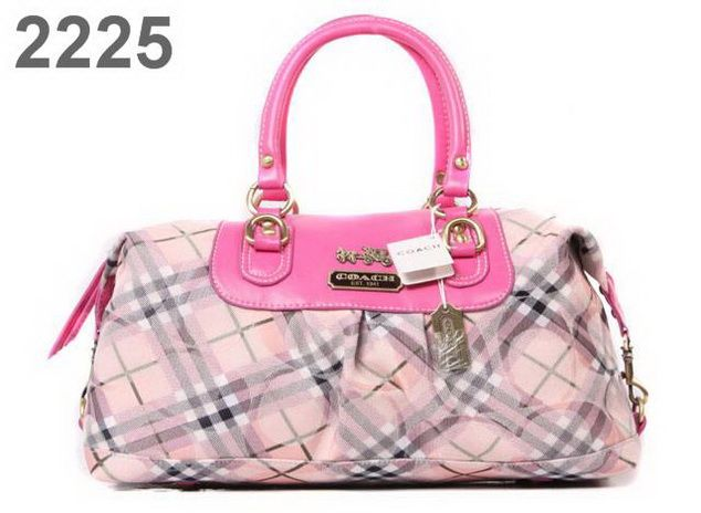 Pink Coach purse | Purses | Pinterest
