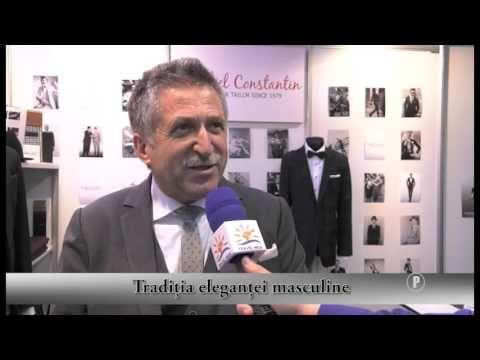 Croitorul Anghel Constantin despre eleganta masculina si tendintele in moda