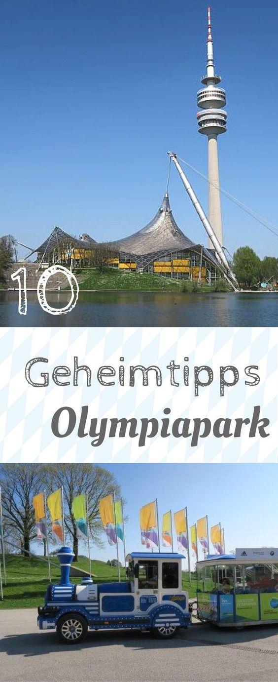 Olympiapark München, ein Ausflugsziel für die ganze Familie. Spannend: Olympiaturm, Olympiasee, Biergärten im Olympiapark, Minigolf, Ausstellungen, Veranstaltungen im Olympiapark, Olympiastadion und mehr. Olympiapark - eine schöne Freizeitidee für jedermann!