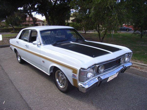 1970 FORD FALCON GT XW