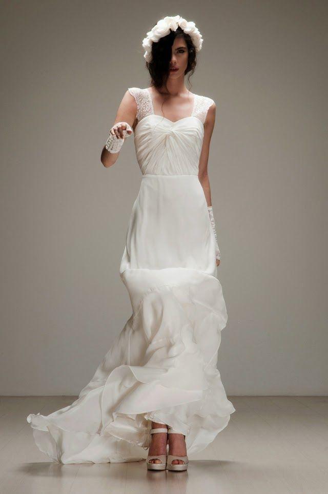 Robe de mariée glamour - Robe:Otaduy Collection 2015