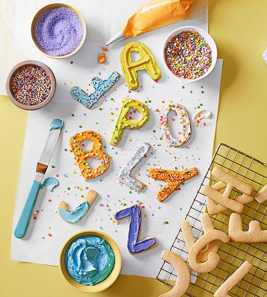 Help your kiddo learn her ABCs with these 12 fun alphabet activities!