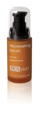 PCA Skin Rejuvenating Serum - pHaze 24, 1 oz -  is an anti-aging serum that stimulates cell growth for healthier looking skin. It is formulated with antioxidants and amino acids to protect against damaging free radicals and retains moisture in the skin.